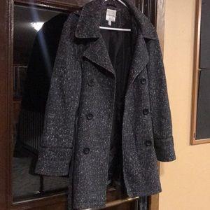 New!! Croft&Barrow Pea Coat